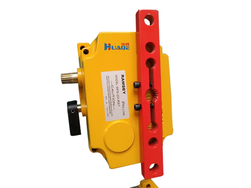 SPS rope switch