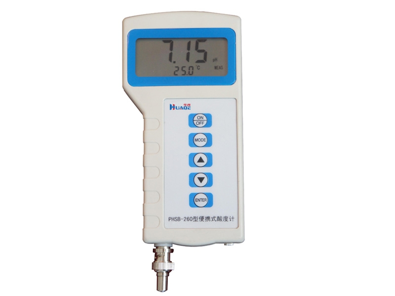 PHSB-260 portable acidity meter