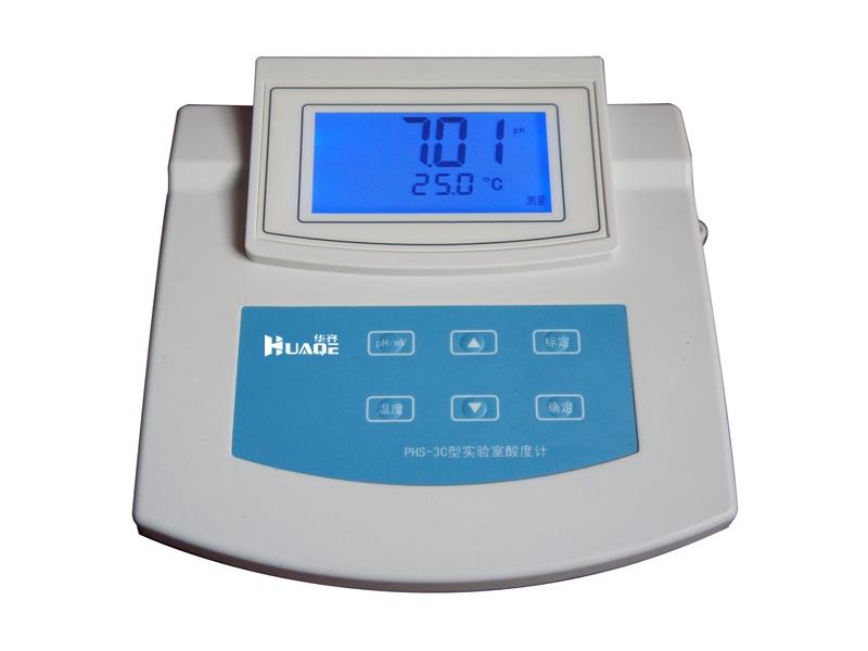 PHS-3C laboratory acidity meter