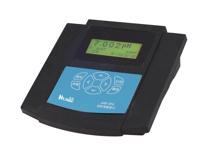 PHG-3FA laboratory Chinese acidity meter