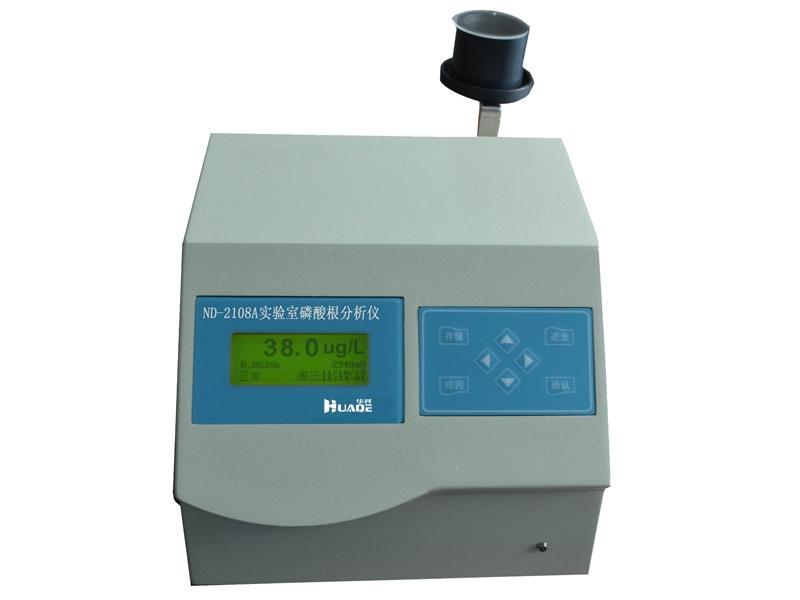 ND-2108A laboratory phosphate analyzer