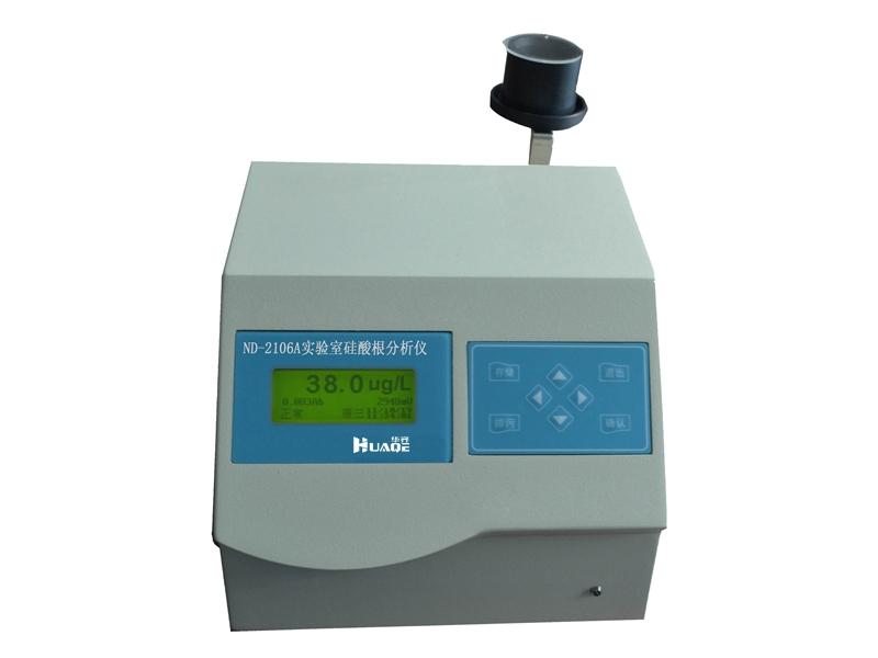 ND-2106A laboratory silicate analyzer