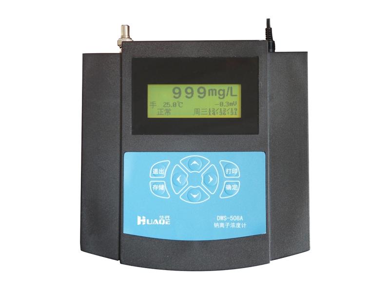 DWS-508A laboratory sodium meter